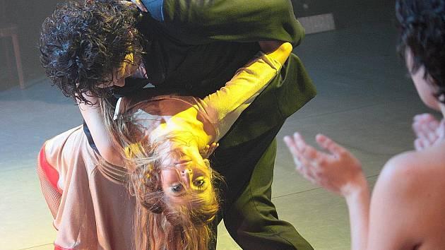 Taneční vystoupení Duende