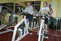 Dostatek pohybu zamezí ukládání tuku a tím i následným zdravotním potížím.