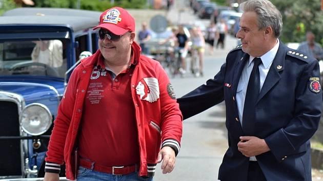 Vrbčanští hasiči slavili 130 let.