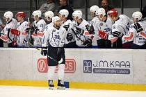 Hokejisté SC Kolín před startem Chance ligy.