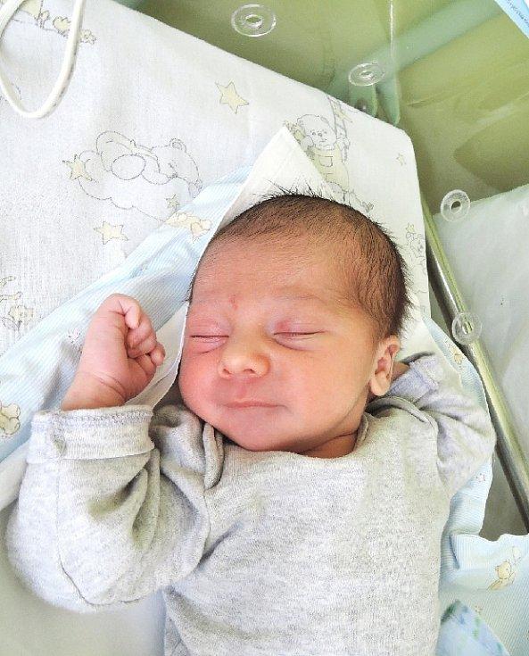 Prvním potomkem maminky Petry a tatínka Radovana z Poděbrad je syn. Zaki Farid se narodil 10. března 2016. Po narození měřil 51 centimetr a vážil 3460 gramů.