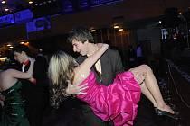 Maturitní ples třídy 4.B kolínského gymnázia