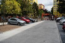 Rekonstrukce ulic Moravcova a Březinova v Kolíně úspěšně prošla první etapou.