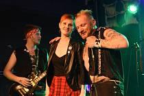 Z Lednové žízně 3 v kolínském rockovém klubu U Vodvárků.