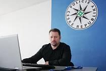 Vedoucí územního kolínského odboru policie Jiří Fejfar.