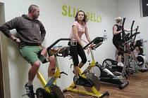 Tato forma cvičení je u lidí oblíbená.