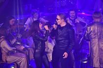 Z koncertu ukrajinského orchestru Lords Of The Sound v Městském společenském domě v Kolíně.