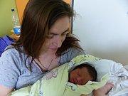 Michal Vyševan se narodil 18.12.2018 s mírami 2830 g a 50 cm. V Nové Vsi 1 ho přivítají sourozenci Vladimír (20), Diana (18), Nazar (16), Daniel (8) a rodiče Liubov a Michailov.