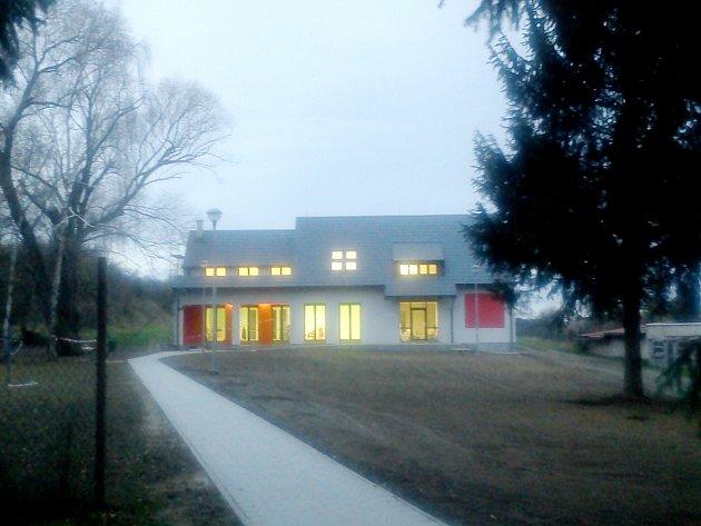 Nový spolkový dům na místě bývalé klubovny