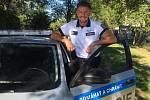 Policista Ondřej Soběslav