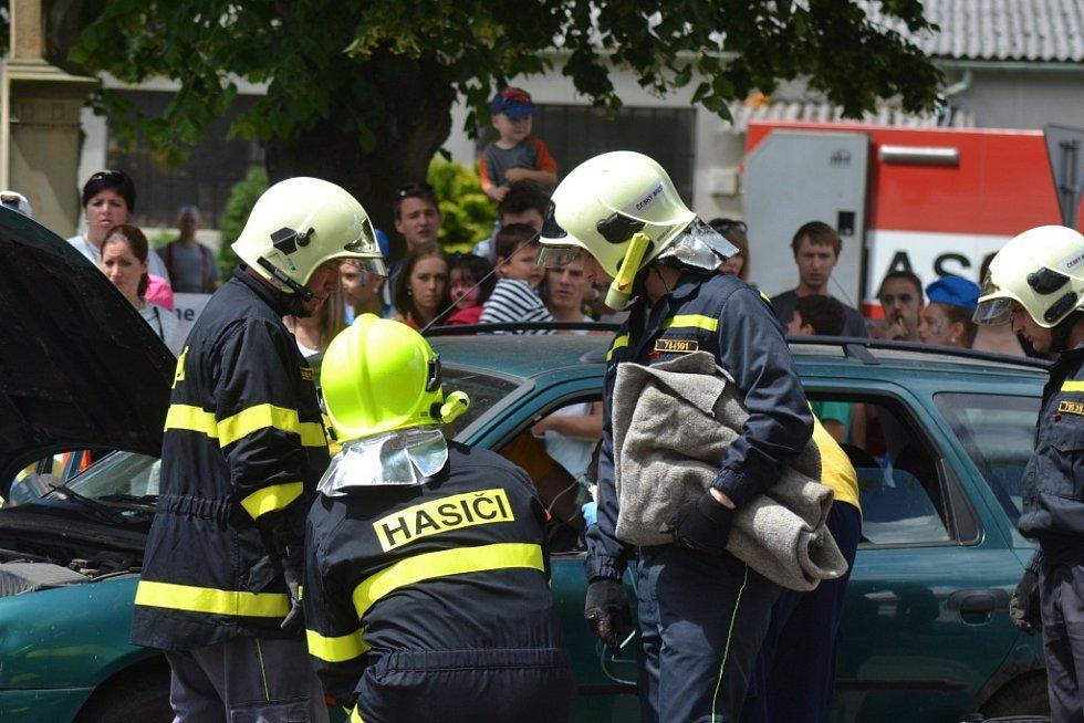 Vrbčanští hasiči slavili 130 let