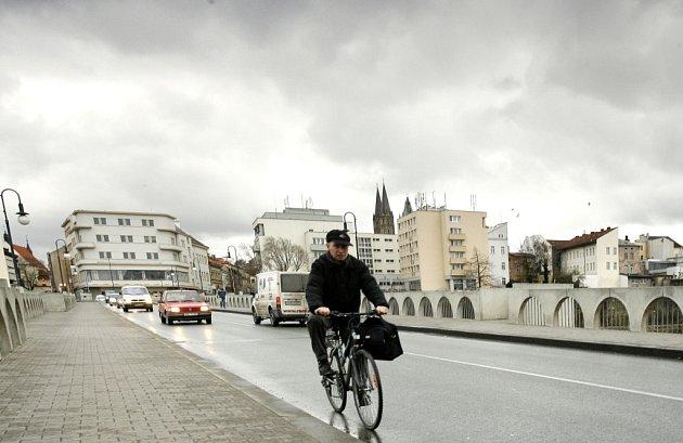 Masarykův most v Kolíně