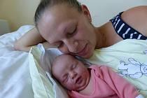 Emílie Divíšková se narodila 5. srpna 2020 v kolínské porodnici, vážila 3205 g a měřila 48 cm. V Horních Chvatlinách se z ní těší sourozenci Nicolas (11), Julča (10), Adámek (2) a rodiče Jitka a Jaroslav.