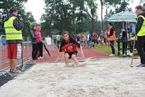 Kolínské sportovní dny - atletika.