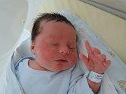 Antonín Chott spatřil světlo světa 27. prosince 2016. Vážil 3850 gramů a měřil 52 centimetrů. Rodiče Tereza a Jan žijí v Tuklatech.
