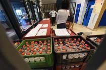Kolín distribuoval desinfekci Anti-Covid