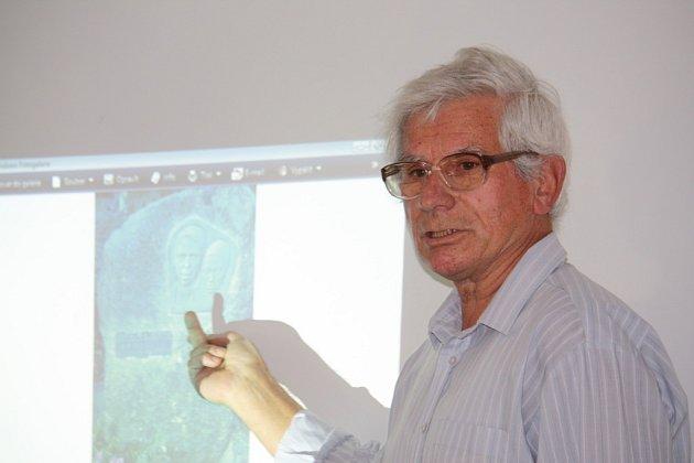 Cestovatel František Kele vyprávěl i o své expedici na vrchol hory Mont Blanc.