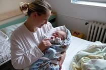 Prvorozený Míša Smolík se narodil 22. prosince 2009 v 16.30. Měřil 51centimetrů a vážil 3700gramů. S maminkou Renatou a tatínkem Michalem žije v Kolíně.
