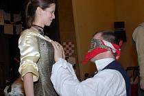 šermířský ples