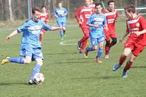 Z utkání FK Kolín U15 - Chrudim (0:2).