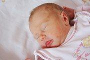 Adéla Římková se poprvé rozplakala 16. ledna 2017. Po narození vážila 3175 gramů. Maminka Marie a tatínek Jan si ji odvezli do Chmeliště, kde se na sestřičku těšila tříletá Klárka.