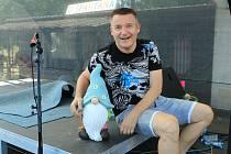 Vladimír Hron v červnu oslavil narozeniny.