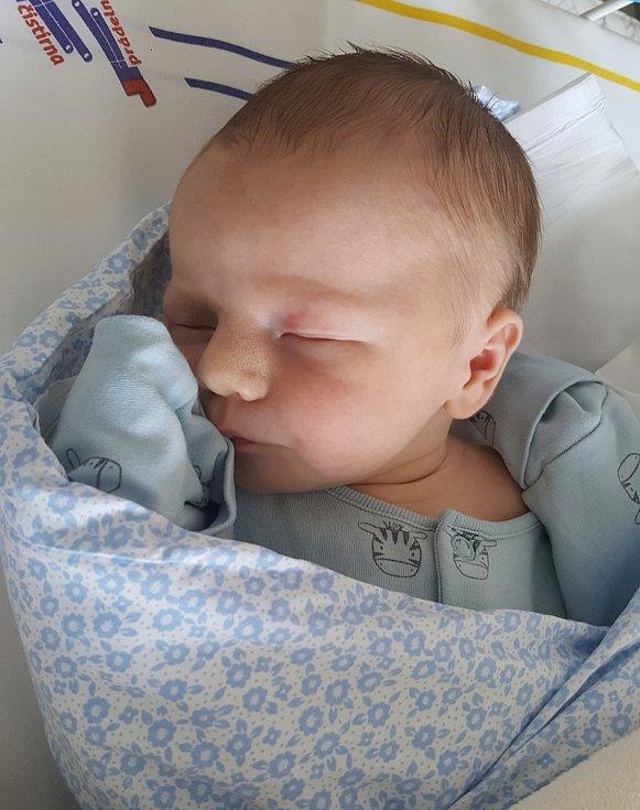 Jiří Beránek se narodil 12. ledna 2021 v kolínské porodnici, vážil 3 840 g a měřil 52 cm. V Kolíně ho přivítala maminka Veronika a tatínek Jiří.