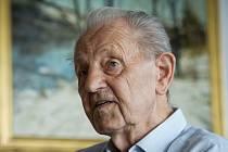 Bývalý generální tajemník Ústředního výboru Komunistické strany Československa Miloš Jakeš.