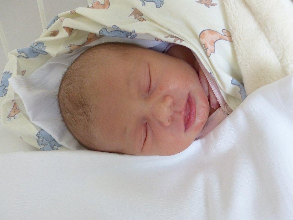 Natálie Bajerová se narodila 12. listopadu 2019 v kolínské porodnici, vážila 2605 g a měřila 45 cm. V Kolíně se z ní těší sestřičky Terezka (12), Adélka (2.5) a rodiče Lucie a Lukáš.