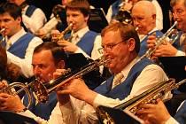 Harmonie 1872 na Jarním koncertu přehrála repertoár na cestu do Ruska