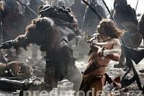 Snímek z filmu Cesta bojovníka.