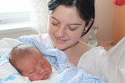 Michael Jeřábek přišel na svět 30. prosince 2017 s mírami 51 centimetrů a 3830 gramů. Domů do obce Kamhajek si prvorozeného synka odvezli rodiče Kateřina a Filip.