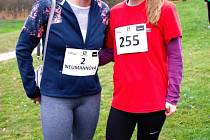 Kateřina Procházková (vpravo) ve společnosti olympijské vítězky Kateřiny Neumannové.