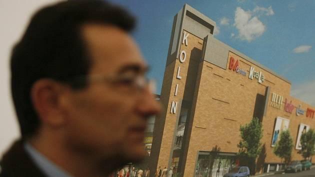 Obchodní centrum Kolín otevře 23. října.