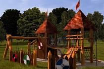 Možná právě takhle bude vypadat dětské hřiště v parku