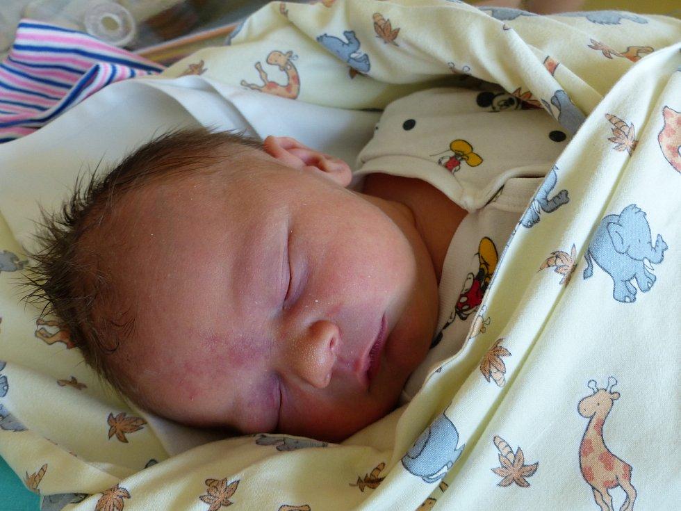 Damián Doležal se narodil 16. října 2019 v kolínské porodnici, vážil 3940 g a měřil 51 cm. Ve Třech Dvorech bude vyrůstat s bráškou Ládíkem (2) a rodiči Karolínou a Ladislavem.