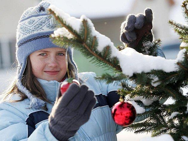Šťastné Vánoce všem přeje Kolínský deník