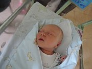 Jakub Štoček se narodil 25. dubna 2017 s váhou 3840 gramů a mírou 53 centimetrů. Doma se na něj těšil bráška Jirka (9), maminka Eva a tatínek Jiří.