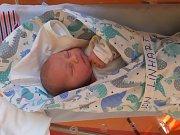 Jan Linhart se narodil 17. února 2019. Vážil 3160 gramů a měřil 48 centimetrů. Doma v Kolíně ho přivítá maminka Monika a tatínek Patrik.