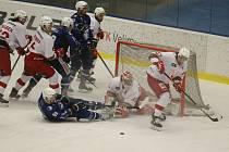 Hokejisté Kolína hostí ve středu Porubu