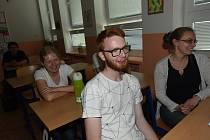 Mladí z kolínské televize čerpali nové impulzy.