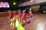 Jezdecký ples v Kolíně.