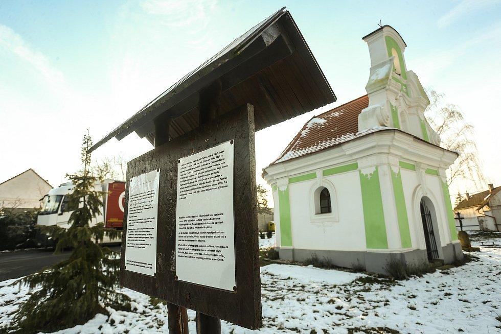 Obec Černíky.