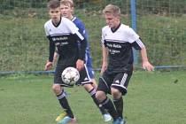 Z utkání FK Kolín U17 - Kladno (1:0 pk).