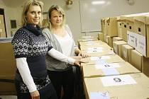Příprava na komunální volby v Kolíně.