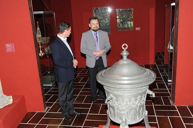 Pod názvem Královská města Kolín a Kouřim ve středověku se ukrývá výstava zahrnující unikátní exponáty