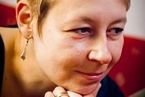 Spisovatelka Vilma Kadlečková