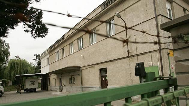 Pekárna v Brankovické ulici