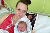 Milan Vallo se narodil 19.12.2018, vážil 3370 g a měřil 48 cm. V Kutné Hoře se na něj těší maminka Lucka a tatínek Milan.