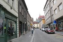 Rubešova ulice.